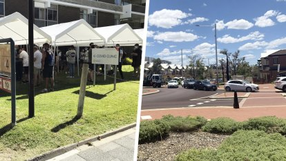 Perth's COVID-19 testing capacity under fire as state struggles to test 5000 people within 24 hours
