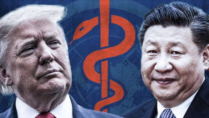 Who's the WHO? And how did it get caught between China and Trump?