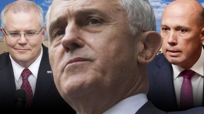 Feuding Liberals show zero interest in learning lesson of Andrews win