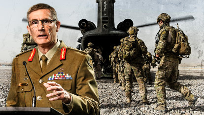 Echoes of 'monster' Breaker Morant in dark deeds of SAS forces