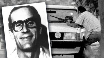 From the Archives, 1988: Russell Cox arrested after over a decade on the run