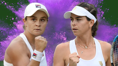 All-Aussie match-up to take centre stage at Wimbledon