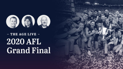 Join our footy experts live in conversation