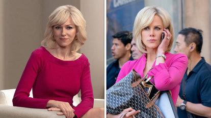 Nicole Kidman and Naomi Watts dramas go head to head at Golden Globes