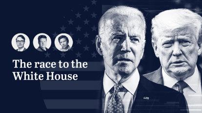 Trump v Biden: The race to the White House