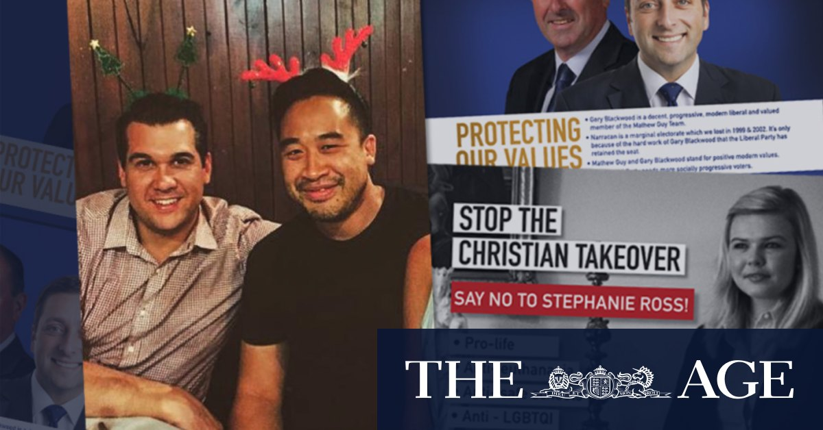Sukkar uses taxpayer budget to employ friend who also designed smear sheets – The Age