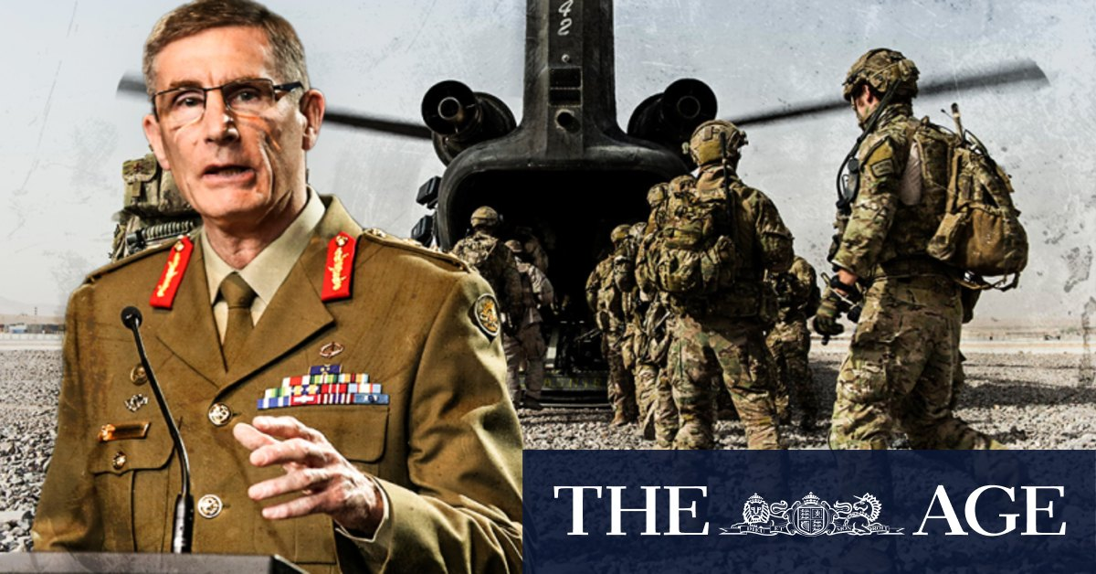 Arrogance and impunity: Inside the 2012 SAS deployment to Afghanistan – The Age
