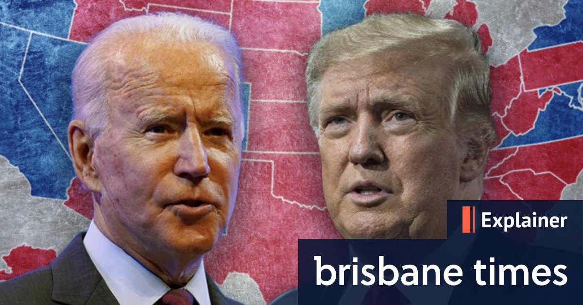 How Donald Trump and Joe Biden will face off