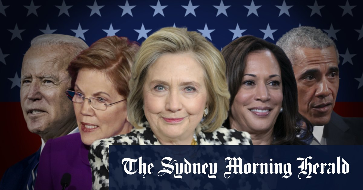 US election 2020 LIVE updates: DNC continues on day three as Hillary Clinton Barack Obama prepare to speak – The Sydney Morning Herald