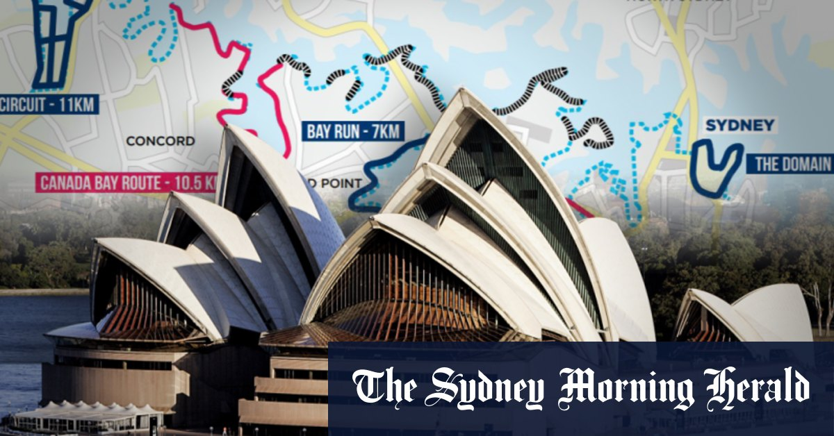 'Untapped potential': Push for 80km path from Opera House to Parramatta – Sydney Morning Herald