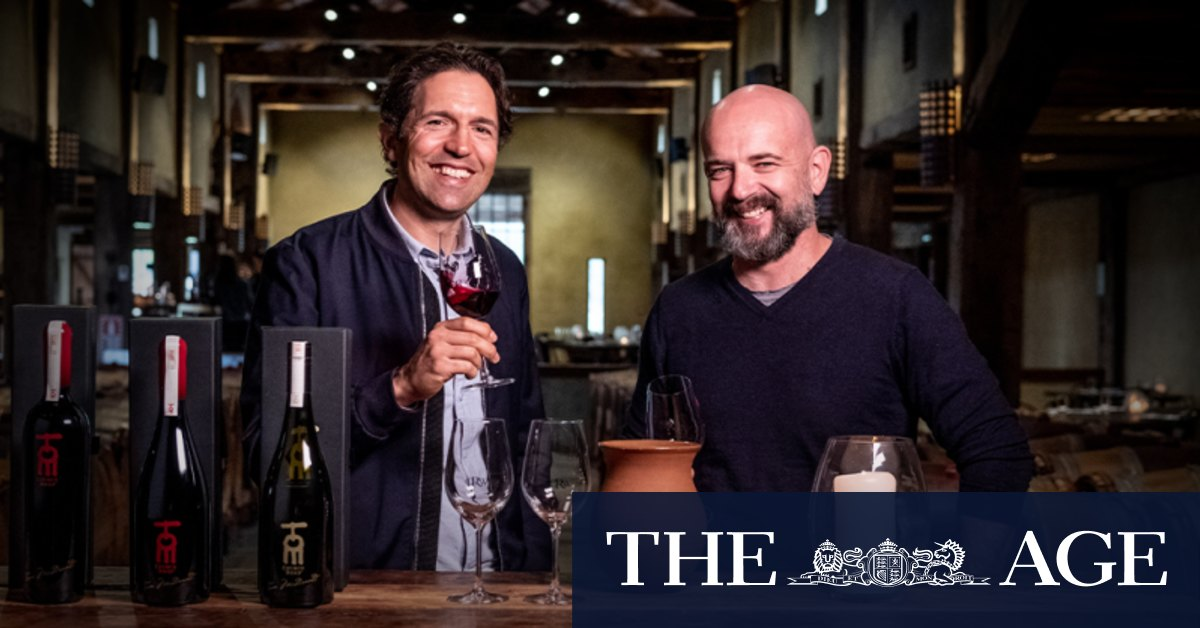 The Age Live: Attica's Ben Shewry x Church Road Wines