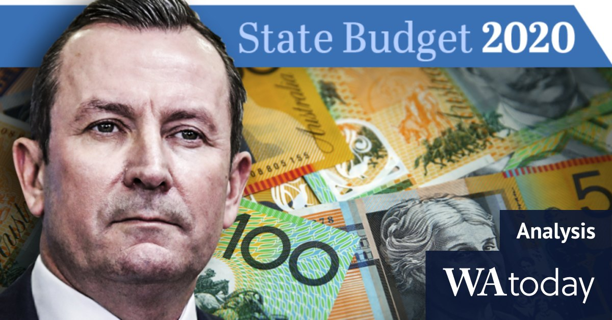 More cops, crushing debt and a billion dollar surplus: Welcome to Mark  McGowan's election budget