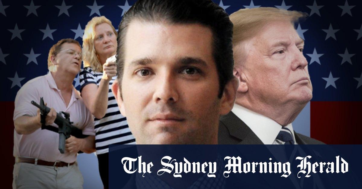 US election 2020 LIVE updates: Republican National Convention kicks off; Donald Trump jnr Nikki Haley to speak – The Sydney Morning Herald