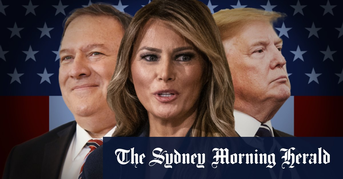 US election 2020 LIVE updates: RNC continues with Melania Trump Mike Pompeo and Rand Paul to speak – The Sydney Morning Herald