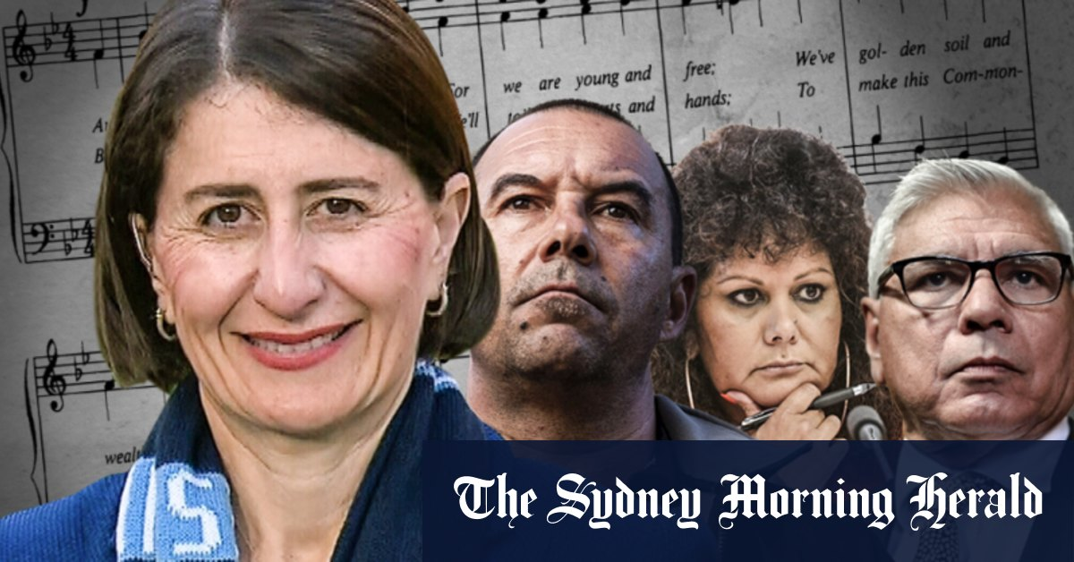 Indigenous leaders back NSW Premier's call for national anthem amendment – Sydney Morning Herald