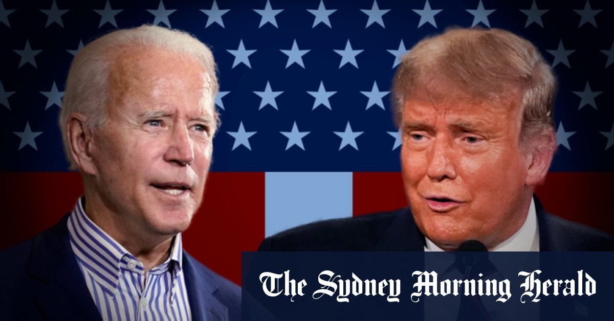 After four years of Trump a change would be welcome – Sydney Morning Herald