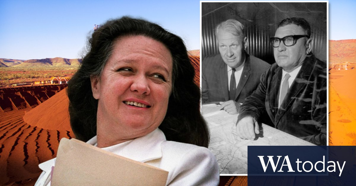 Explosive attacks against Gina Rinehart yet to be quelled in Hope Downs clash