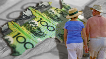 How older Australians captured a growing share of the nation's wealth
