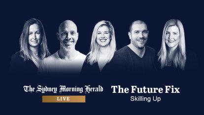 The Future Fix – Skilling up