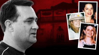 Claremont serial killer case: Bradley Edwards taken to hospital
