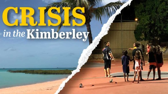 Kimberley in crisis: Cruising the streets with Broome's kids brings hope