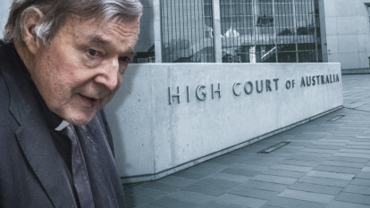 How does the High Court decide whether to grant George Pell a final hearing?
