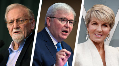 Australia has become the 'complacent country', says Kevin Rudd