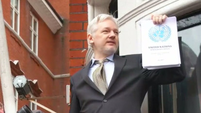 US wants to 'make an example' of Assange in jail, UN expert claims