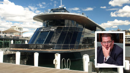 Liberal MP Scott Buchholz billed taxpayers to attend Gina Rinehart cruise with his partner
