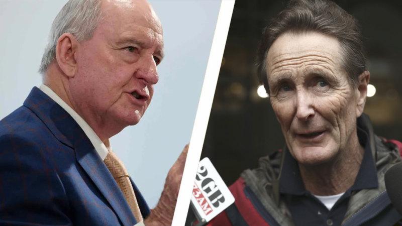 Alan Jones team threatens Media Watch with complaint after airing 2GB audio - Sydney Morning Herald image