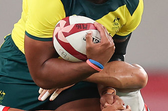 The rugby sevens team is being investigated.