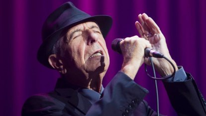 Leonard Cohen fine-tuned surprise final album while in acute pain, says son