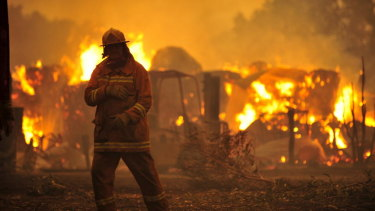 Southern Australia could experience devastating bushfire conditions this season.