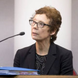 Forensic scientist Susan Vintiner
