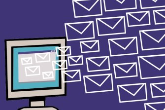Email has had bad press.