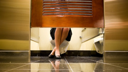 'Is it really going to destroy your career?' Shame and the work bathroom