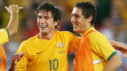 How Harry Kewell convinced Mark Milligan to put off retirement