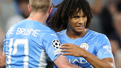 'Maybe it was meant to be': City star's father dies minutes after Champions League goal