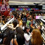 Sephora suspends makeover services due to coronavirus fears.
