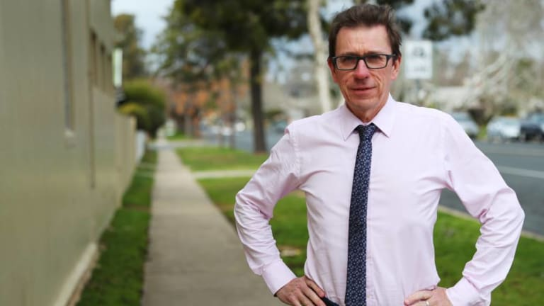 Independent candidate for Wagga Joe McGirr announces he will run in the September byelection.