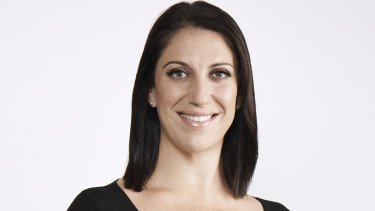 Former Seven employee Lisa Squillace is taking the broadcaster to court.