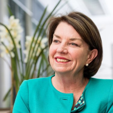 Anna Bligh became Queensland's first female premier in 2007.