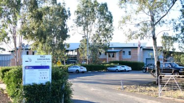 There was a similar incident at the Orana Juvenile Justice Centre in May this year.