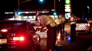 Police will resume traffic stops to test for alcohol and drug use.