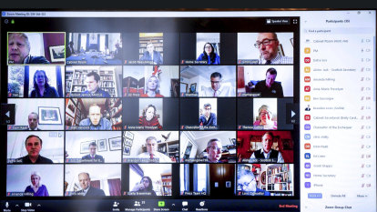 As businesses rush into Zoom meetings, privacy lawyers urge caution