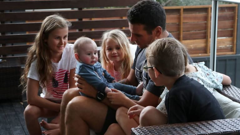 Kristie Powell's baby son Slater will now be looked after by Ryan and Michelle Powell and his cousins.