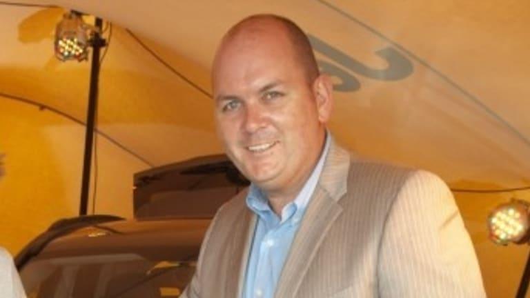 Former Fiat Chrysler Australia boss Clyde Campbell.
