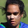 Canberra Indigenous soccer team star at first tournament