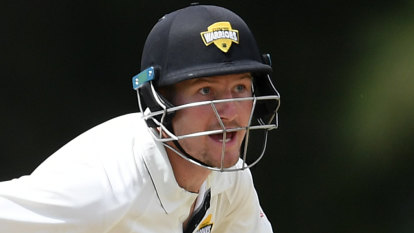 Cameron Bancroft blasts ton for Durham