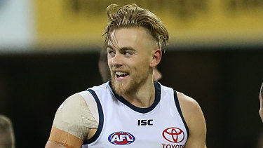 Hugh Greenwood has moved from the Crows to the Suns.